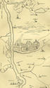 Map of Glasgow, 1641