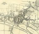 Map of Glasgow, 1783