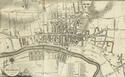 Map of Glasgow, 1804