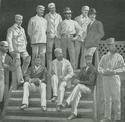 Glasgow Cricket Team, 1873