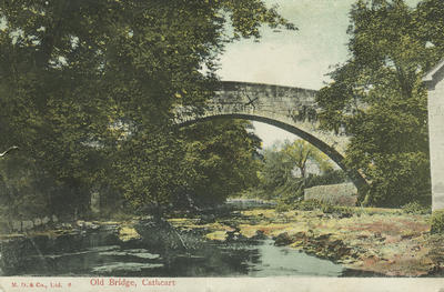 Old Bridge, Cathcart