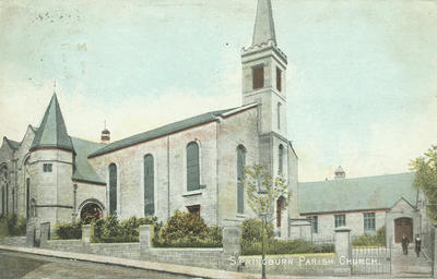 Springburn Parish Church