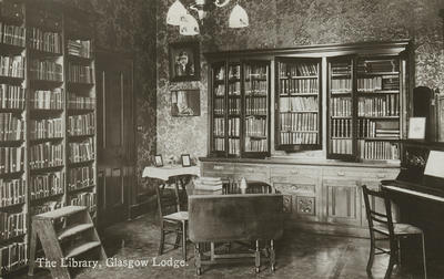 Theosophical Society Library