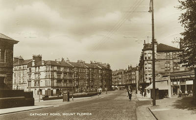 Cathcart Road