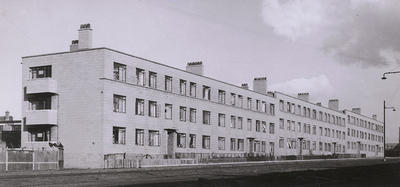 Barrowfield Housing