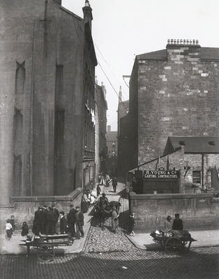 Sharp's Lane, Anderston