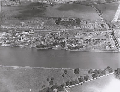 Elderslie Dock and Shipyard
