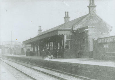 Shettleston Station
