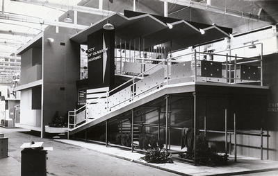 Modern Homes Exhibition, 1956