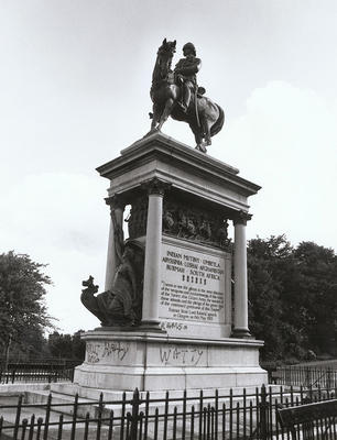 Statue of Lord Roberts