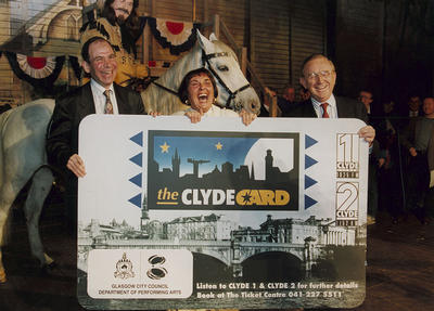 Clyde Card