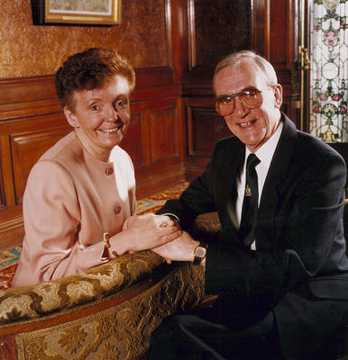 James and Barbara Shields