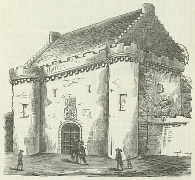 Gate-house of Bishop's Palace