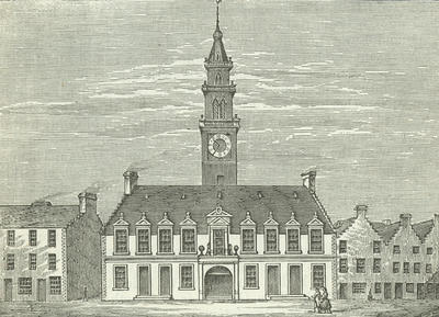 Merchants' Hall, Bridgegate