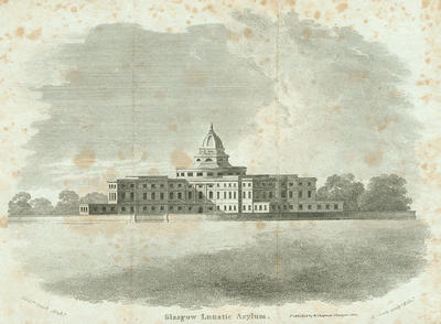Glasgow Lunatic Asylum