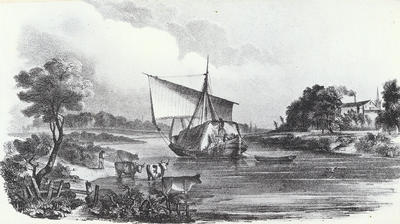 River Clyde, 1830s
