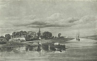 Govan Ferry, on the Clyde
