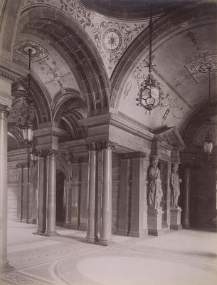 The Loggia, Glasgow City Chambers
