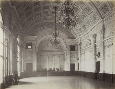 The Banqueting Hall, Glasgow City Chambers