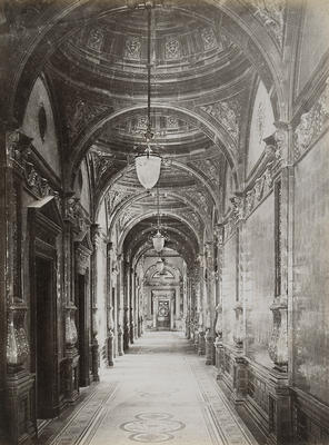 The Faience Corridor, Glasgow City Chambers