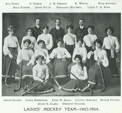 Cartha Ladies' Hockey