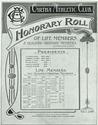 Cartha Athletic Club Honorary Roll