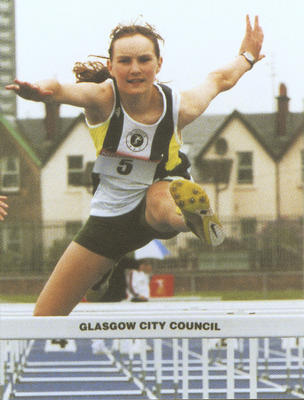 Athletics at Scotstoun