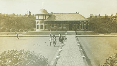 Bellahouston Bowling Club, 1908