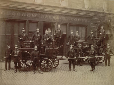 Glasgow Salvage Corps