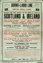 Burns & Laird Lines Poster