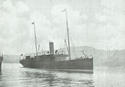 RMS Hound, 1905