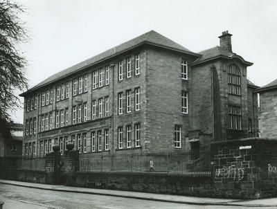 Whitehill Secondary School (Onslow Annexe)