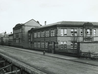 Balornock Primary School