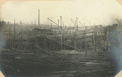 Shipyard near Govan