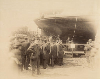 Launch of the Finnieston