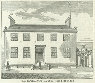 Walter Stirling's House