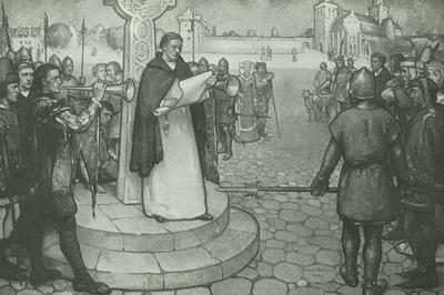 Proclamation of Papal Bull