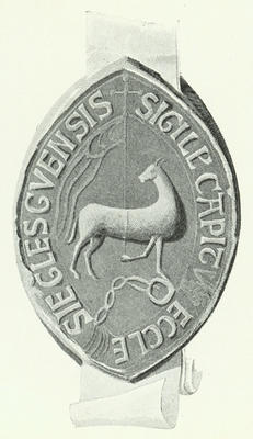 Ancient Chapter Seal of Glasgow
