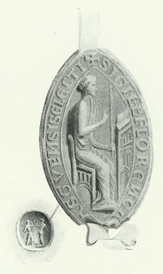 Seal of Bishop Florence