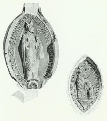 William de Bondington's Seal