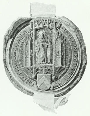Archbishop Blackadder's Seal