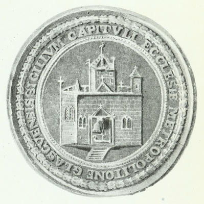 Chapter Seal of Glasgow