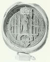 Archbishop Beaton's Seal, 1557-1560