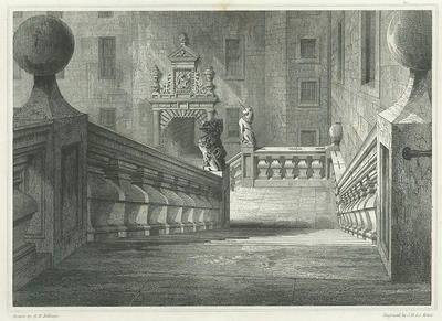 Old College Staircase