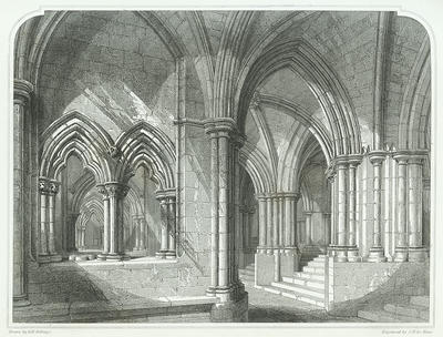 Glasgow Cathedral Crypt