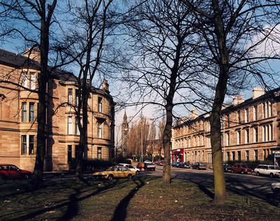 Pollokshields Tenements