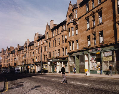 High Street Tenements