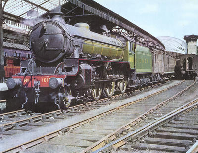 NBL Locomotive, York