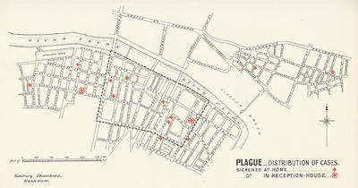 Plague in Glasgow