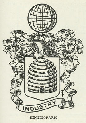 Kinning Park Coat of Arms